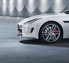 God onsdag med Jaguar F-TYPE Coupé
