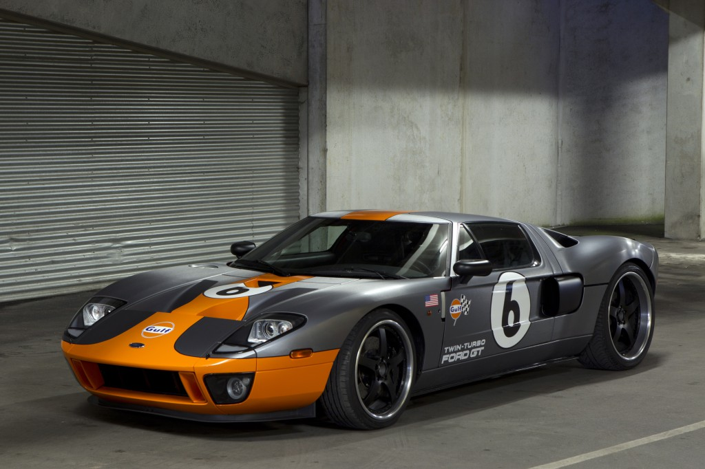 Sportscar Event 2014 - Ford GT