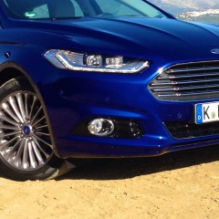 Super skarp ny Ford Mondeo