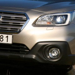 Ny intelligent Subaru Outback