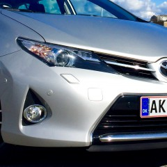 Solid familievogn Toyota Auris Touring Sports