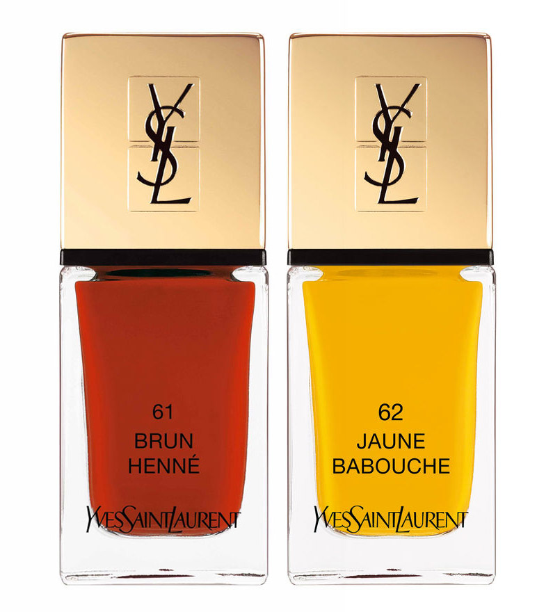 YSL-Saharienne-Makeup-Collection-for-Summer-2015-nails