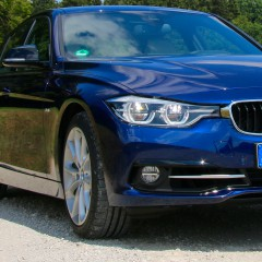 Ny opdateret BMW 3-serie