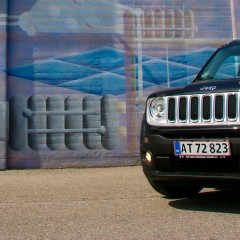 Mini SUV til storbyen Jeep Renegade