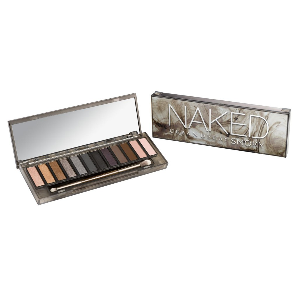 Naked Palette - Smoky