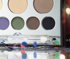 Smoky jul med Jane Iredale