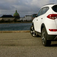 Urban off road i Hyundai Tucson