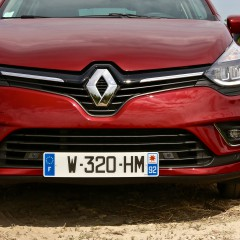 Ny facelifted Renault Clio i sensommeren