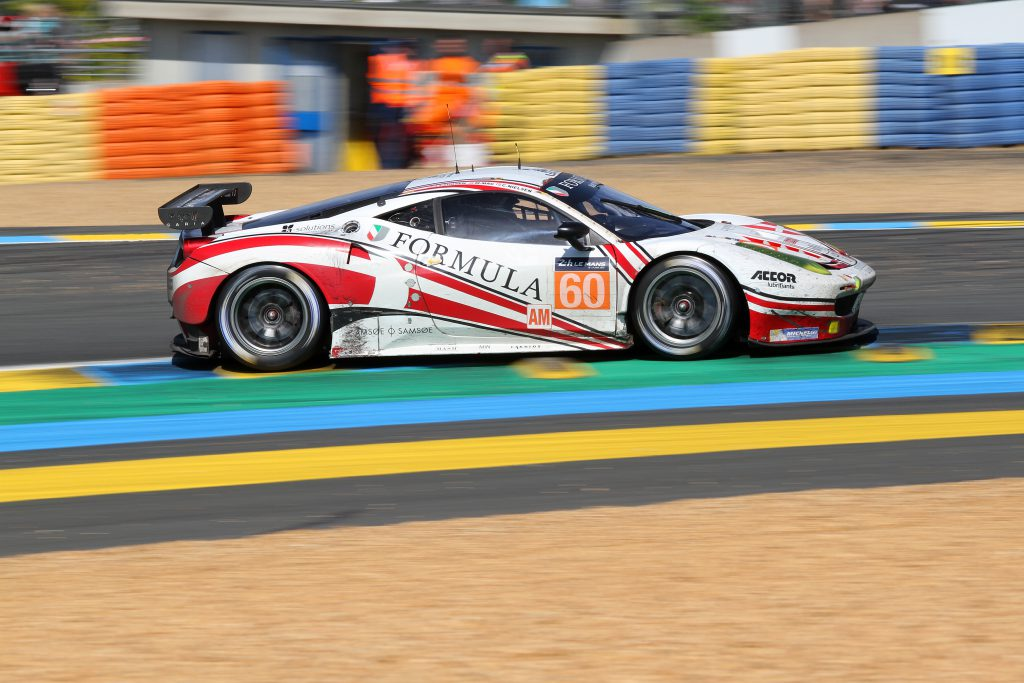 Christina Nielsen Le Mans 2016 Photo Jan Kaiser 074