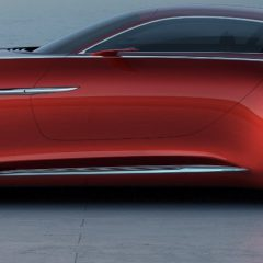 Drømmedesign i ny Mercedes-Maybach koncept