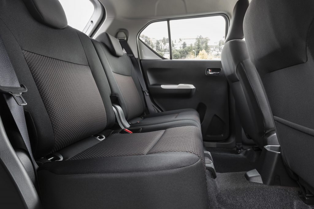 Interior - Rear Seats