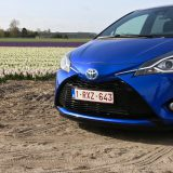 Temperament for alle ny opdateret Yaris