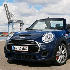 Mini Cabrio John Cooper Works for me