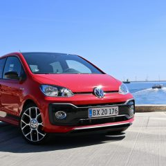 Ildfluen, VW Up GTI