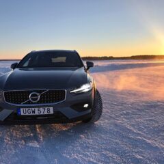 Kølig kontrol med Volvo V60 Cross Country