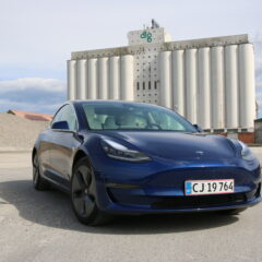 Cool køregadget, Tesla Model 3